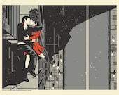 The XX - Art Printer- Gig Poster
