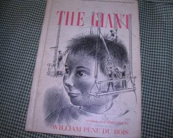The Giant by William Pene Du Bois HC Personal Reading Program