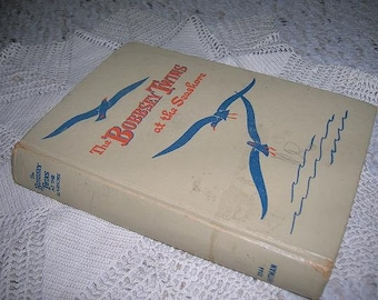 1950 edition, The Bobbsey Twins at the Seashore by Laura Lee Hope, HC