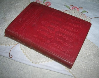 1907 Warren Hastings by Lord McCauley hardcover