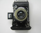 Vintage Kodak Vigilant Camera 6 - 20 with Leather Case