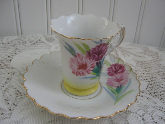 Vintage Demitasse Tea Cup /Saucer