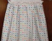 Crochet Top Sundress Size 12 to 18 months 30%