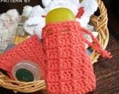 Scrubbing Ridges Soap Saver-Crochet Pattern