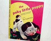 The Poky Little Puppy and The Naughty Duck Childrens Record