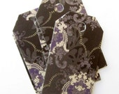 Damask Brocade Design 30 High Quality Recycled Paper Shipping Tags
