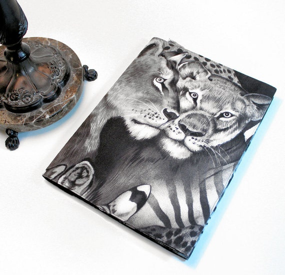African Lion Journal Cover