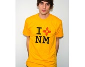I Love New Mexico Zia T-Shirt