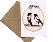 Two for Joy (Greetings Card)
