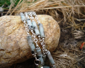Tree Agate Necklace / 152