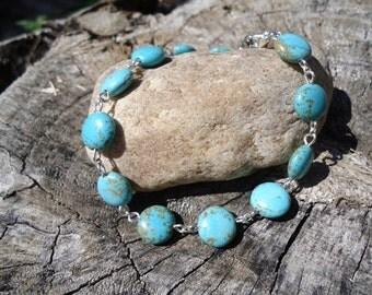 Turquoise Bracelet - Delice / 343
