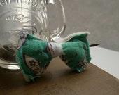 Vintage Quilt Bow -Four-