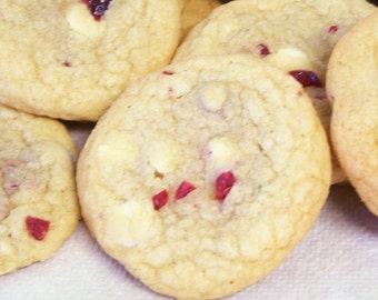 FREE White Chocolate Cranberry Cheesecake Cookie Recipe ....  FREE  Pay it Forward
