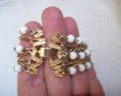 Vintage Kramer Bracelet between 1955 and 1980..