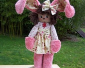 Annie Rose Bud Bunny Easter 224 Doll E Pattern ET