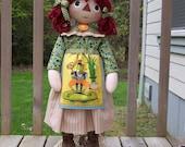 Annie Hannah Nichole doll epattern 241  ET