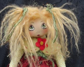 Annie Angel doll INSTANT DOWNLOAD epattern 217b  ET
