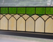 Arches Transom Window Panel