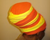 Sunshine Headwrap- Women Cotton Headwrap- Hair Covering-Headdress-Turban