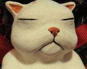 Kitten Ornament - Tinsel