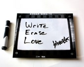 Custome for Lisa. Dry Erase Board Art : Photography White Board