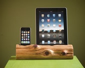 iPad/iPhone dual docking station