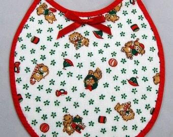 Christmas Baby Bib 106
