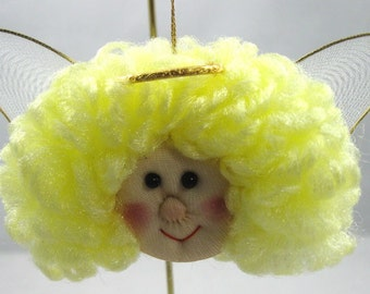 Angel Christmas Ornament 206