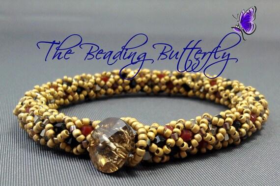 Nuthin' but Net Bracelet Tutorial - Digital Download