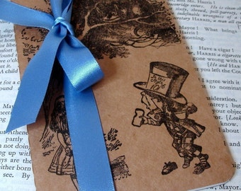 Alice in Wonderland Small Notebook/Journal/Pocketbook Perfect for Gifts and Favors