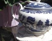Nautical Decor - Turks Head Knot Trivet  - Great for that Teapot