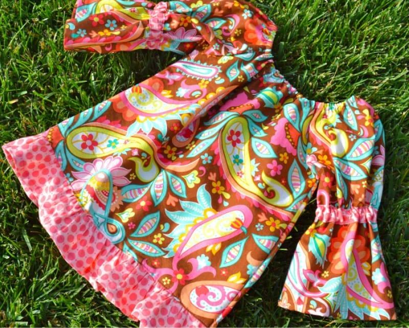 geranium dress sewing pattern here
