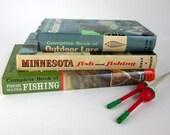 The Outdoorsman Vintage Book Bundle 60s