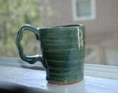 Green Coffe Mug