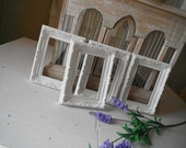 picture frame set 4 piece set easel back weddings nursery ornate frames baroque style french country shabby chic