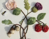 RESERVED FOR DONNA Branching Out - full kit for stumpwork