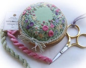 PP15 Sunshine and Flowers Pincushion Kit