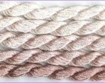 Soie d' Paris Sandstone - Stranded silk