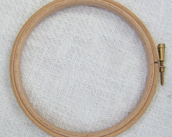 English beech hoop - 4 inches or 10cm