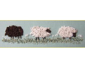 PDF Pattern - Counting Sheep