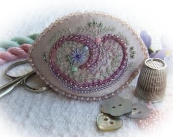 Swirls and Whirls Thimblekeeper Kit