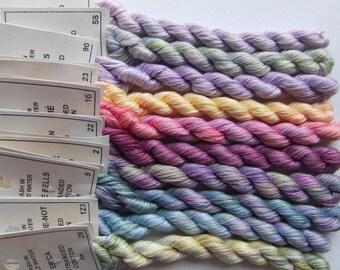 Floral  Garden 1 collection - Stranded cotton