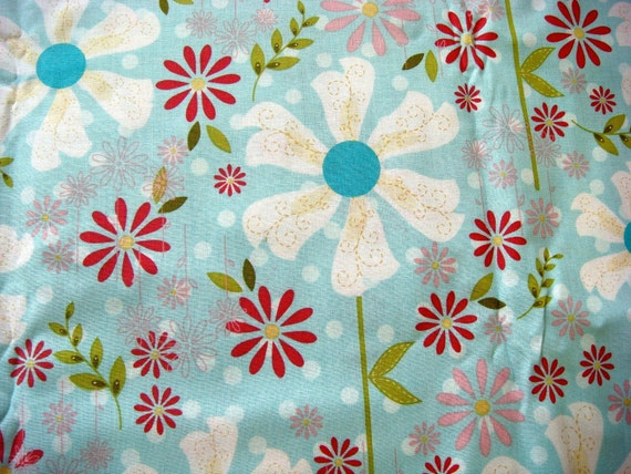 """Fabric """"Sweet Divinity"""" by The Quilted Fish for Riley Blake Quilting Cotton 56x44"""