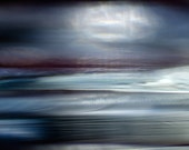 Sea Storm.  fine art photograph. abstract. original. giclee. print. archival