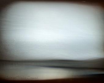 Horizon's Light II. Fine Art Photo. Fine Art Print. Giclee. Museum paper