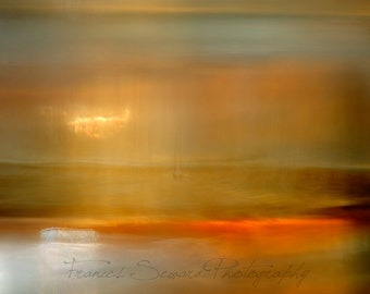 Fine Art Photograph. Abstract Photograph. Abstract Landscape Photograph. Giclee. Museum paper