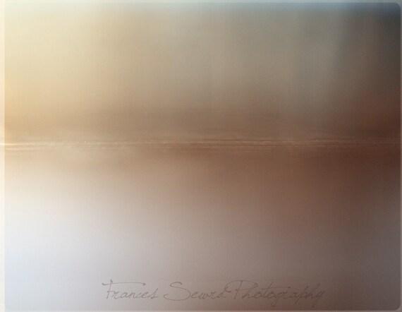 Minimal Pink.  Abstract Fine Art Photo