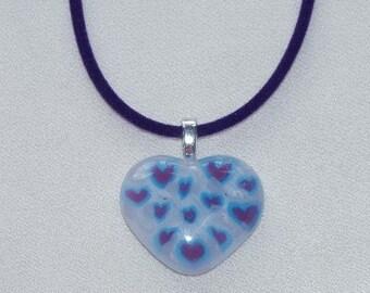 Hearts Hearts Hearts Necklace