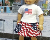 All American Girl Outfit with Shoes for American Girl Doll