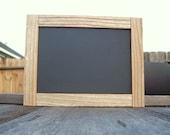 Rustic Reclaimed Chalkboard